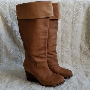 UGG Ravenna cuffable wedge tall boot